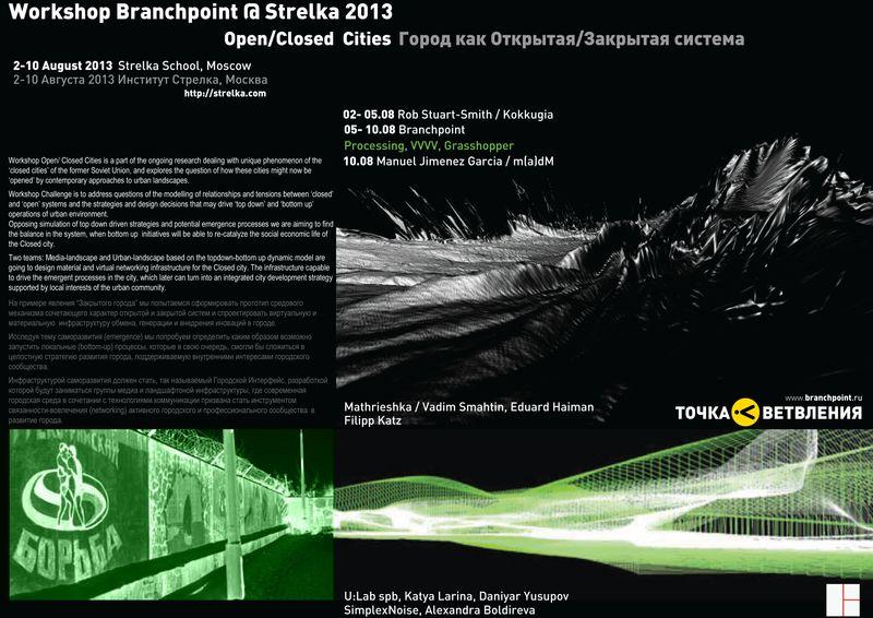 Strelka 2013